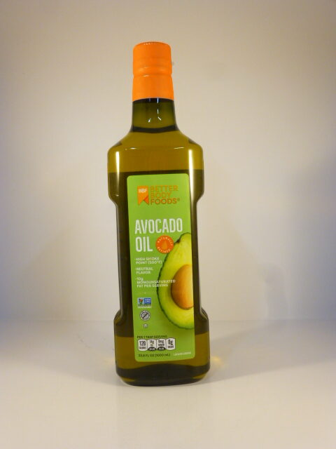 Aceite Aguacate orgánica